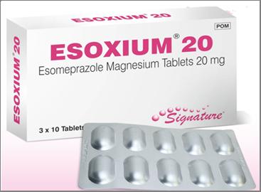 ESOXIUM® 20 Image